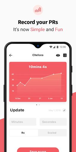strivee - tracking screenshot 2