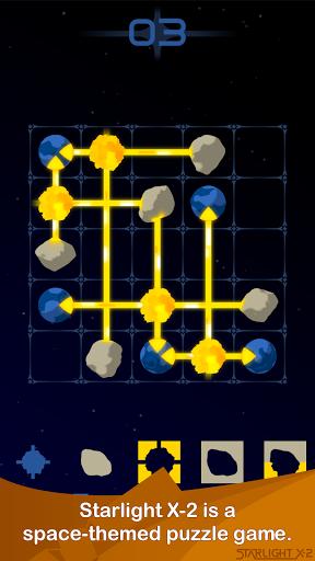 Starlight X-2: Cosmic Explorer Stars Puzzle 1.1.8 screenshots 1