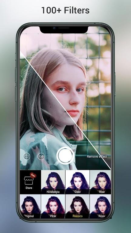 OS13 Camera - Cool i OS13 camera, effect, selfie  poster 6