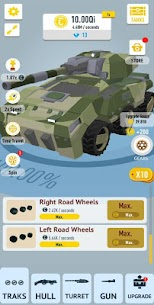 Idle Tanks 3D Mod Apk 0.8 5