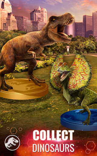 Jurassic World Alive 2.9.29 screenshots 15