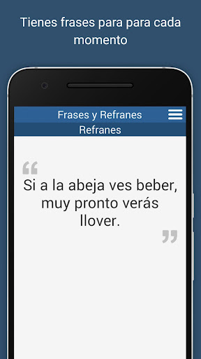 Frases y Refranes screenshots 3