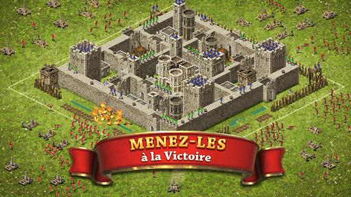 Code Triche Stronghold Kingdoms: Sim de Château apk mod screenshots 4