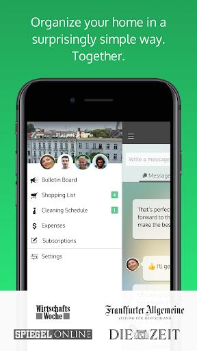 Flatastic - The Roommate App 2.3.33 screenshots 1