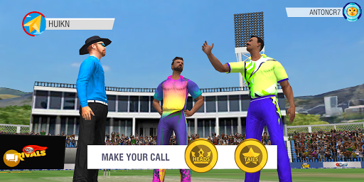WCC Rivals - Realtime Cricket Multiplayer  Screenshots 13