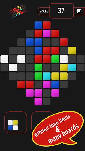 Color Blocks - destroy blocks (Puzzle game) 2.5 screenshots 3