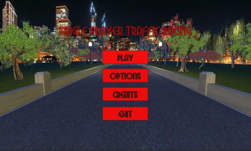 Télécharger Gratuit Nuit Trafic Routier Voiture Jeu de Course - Rocket mod apk screenshots 1
