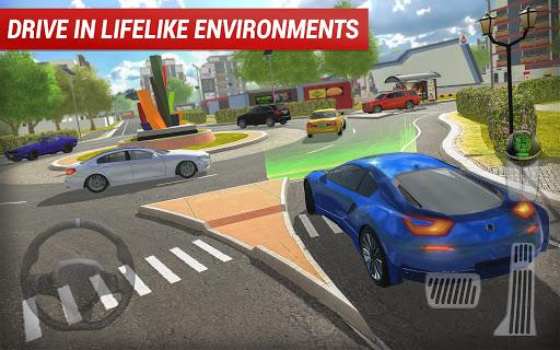 Roundabout 2: A Real City Driving Parking Sim 1.4 Screenshots 8
