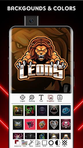 Logo Esport Maker | Create Gaming Logo Maker  Screenshots 4