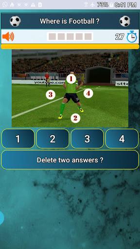 Where is the  football  screenshots 3