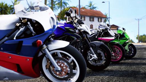 Street Moto: Speed Race screenshots 6