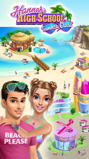 Hannah's High School Summer Crush - Teen Date 4.0.10006 screenshots 8