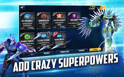 Ultimate Robot Fighting apktram screenshots 11