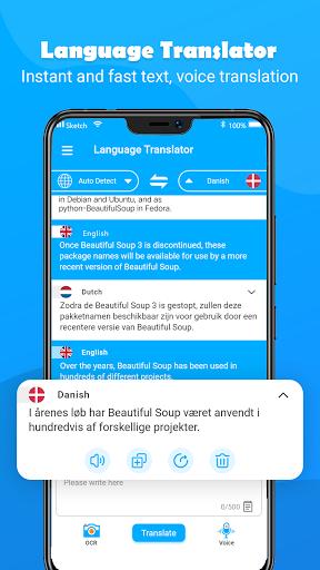 Free Translate - All Language Translation App  screenshots 2