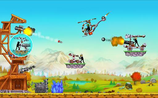 The Catapult 2: Grow Castleu30fbTower Defenseu30fbStickman goodtube screenshots 20