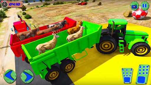Code Triche Tracteur agricole: Superhero conduite (Astuce) APK MOD screenshots 3