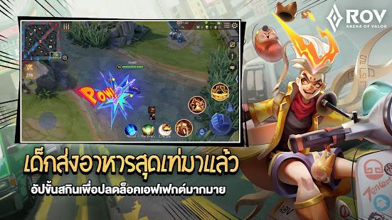Garena RoV: Songkran mod apk
