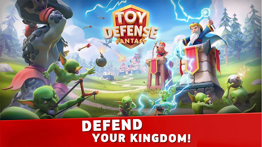 Toy Defense Fantasy — Tower Defense Game 15