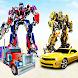 Robot Car Transform 2020 : Robo Wars