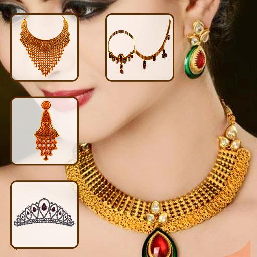 Jewellery Photo Editor, Women Fashion Jewellery