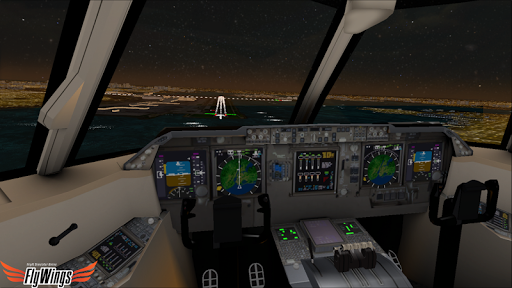 Flight Simulator Night - Fly Over New York NY 1.0.1 screenshots 11
