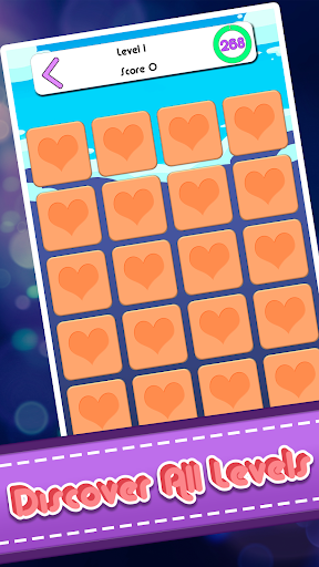 Memory Game - Princess Memory Card Game apkpoly screenshots 14