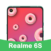Punch Hole Wallpapers For Realme 6S
