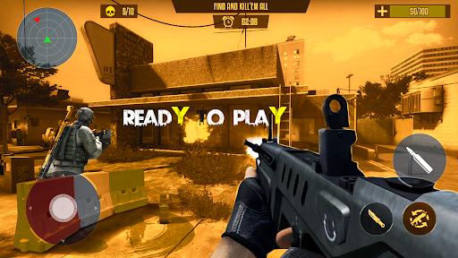 Strike Fire 3d survival Commando Fps 2021  screenshots 1