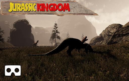 vr jurassic kingdom tour: world of dinosaurs screenshot 3
