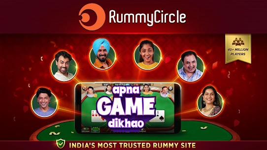 Ultimate Rummy Mod APK [Unlimited Chips/Cash] Latest For Android 1