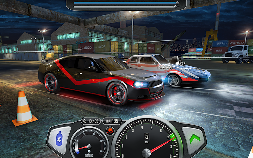 Top Speed: Drag & Fast Racing screenshots 1