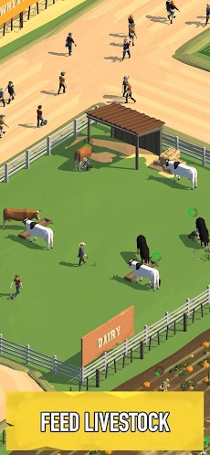 Idle Farm 3d: ビジネスエンパイアのおすすめ画像3