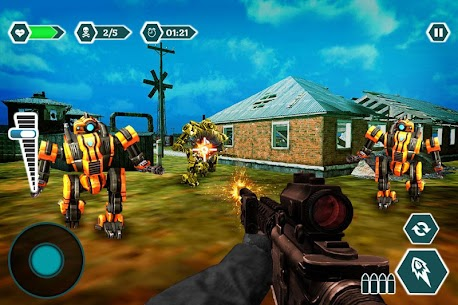 Modern sniper gun hitman combat – Shooting game Hack for Android and iOS 1