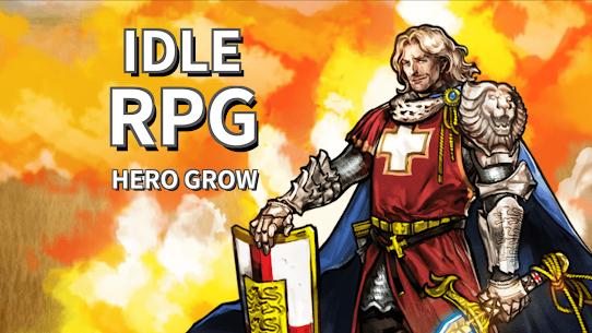 Idle RPG – Hero Grow MOD APK 1.0.15 (Unlimited Diamonds) 1