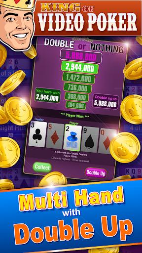 King Video Poker Multi Hand 02.00.19 screenshots 19