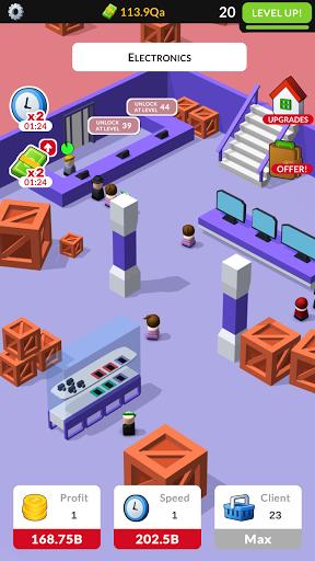Mall Business: Idle Shopping Game screenshots 5