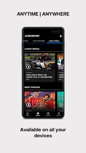 Eurosport: Sports News, Results & Scores 7.4.0 Screenshots 4