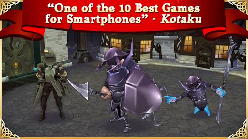 Arcane Legends MMO-Action RPG  screenshots 18