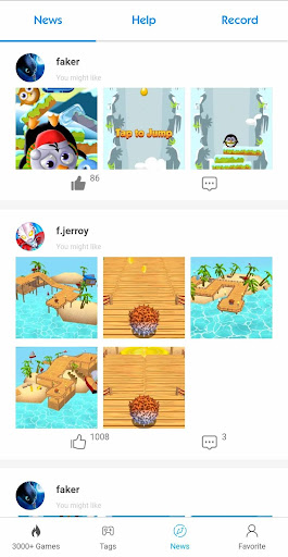 Fun GameBox 3000+ games in App  screenshots 4