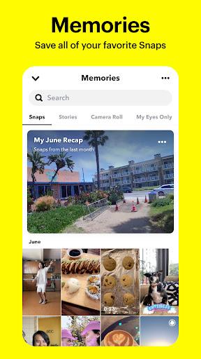 Snapchat apktram screenshots 8