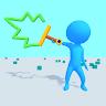 Draw Weapon game apk icon