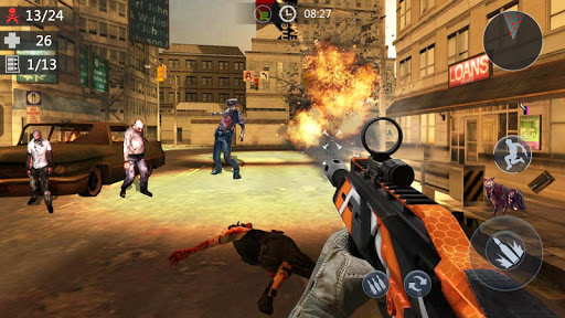 Zombie 3D Gun Shooter- Real Survival Warfare 1.2.5 Pc-softi 6