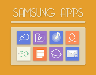 Aura – Icon Pack 2.0 Apk 5