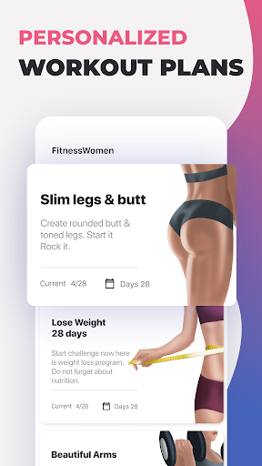 Foto do Fitness Women - Workouts For Women at Home