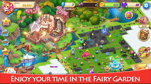 Merge Elves Apkfinish screenshots 5