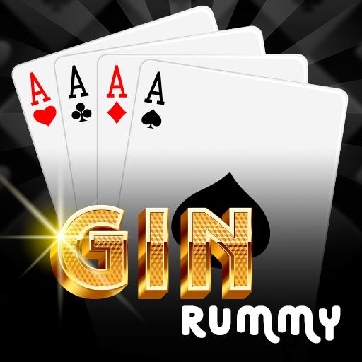 Gin Rummy - Classic Card Games