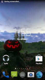 Halloween. Video Wallpaper