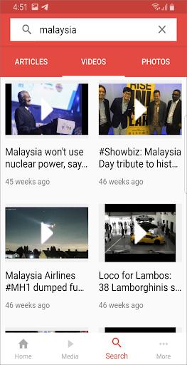 New Straits Times Mobile 2.10.9 screenshots 3