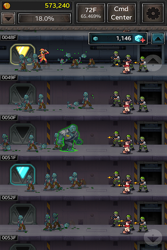 Zombie Hive  screenshots 12