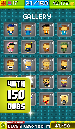 Pixel People 4.4 screenshots 19
